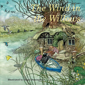 Pesonalised Book - The Wind in the Willows