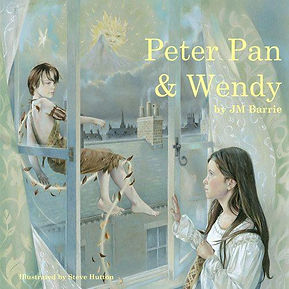 Pesonalised Book - Peter Pan