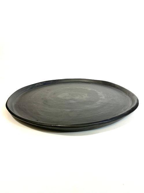 Keramikplatte «Mattblack»