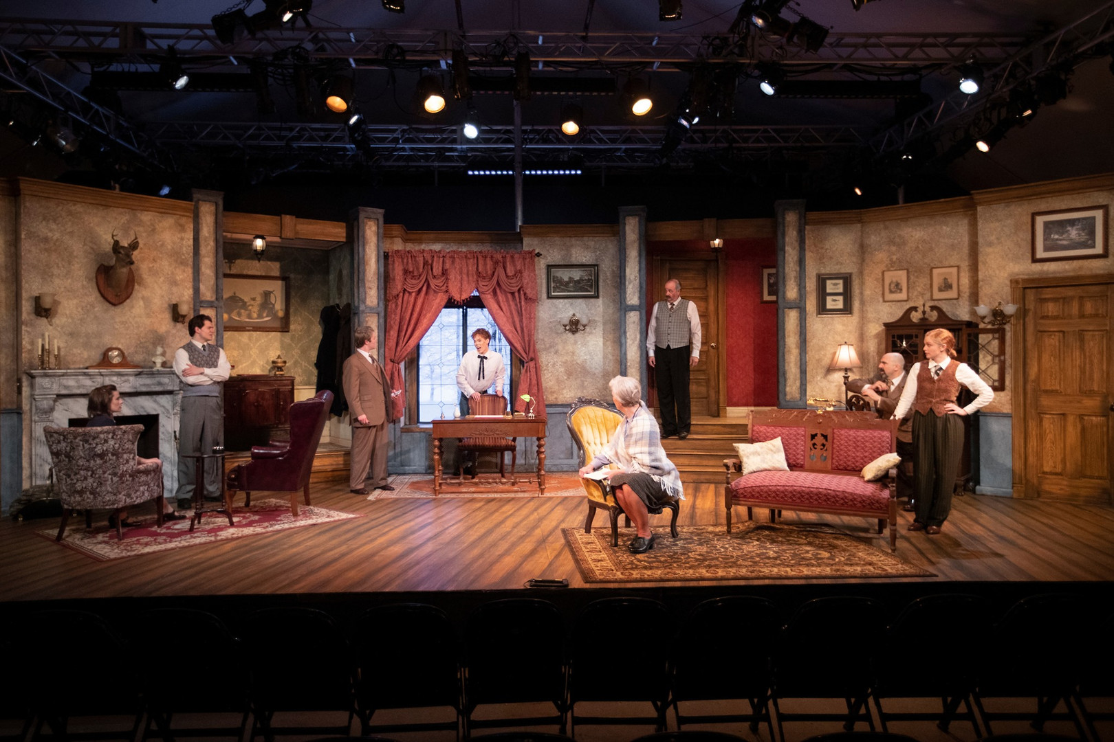 Mousetrap Assistant Directed by Natalie Renfro