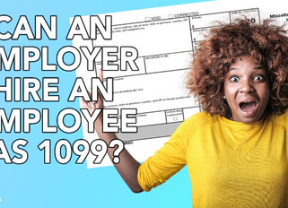 Hiring Mistakes That Will Get You In Trouble With The IRS!