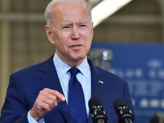 President Joe Biden has proposed a 39.6% top marginal income tax rate
