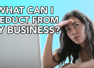 What Can I Deduct From My Business?