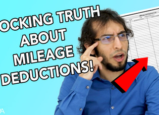 The Shocking Truth About Mileage Deductions!