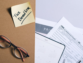 Tax Extension Deadline (Oct. 15) Is Approaching Fast!