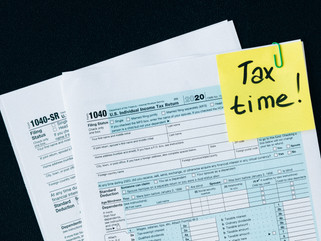 Tax Day Is Today! (For Texas, Oklahoma, and Louisiana)