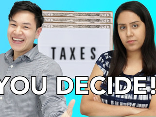 Decide How Much In Taxes You Want To Pay With This Tool!