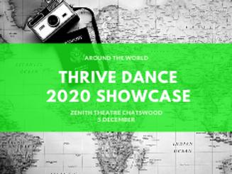 2020 Showcase DVD
