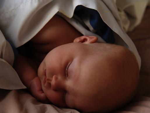 How I Sleep Like a Baby