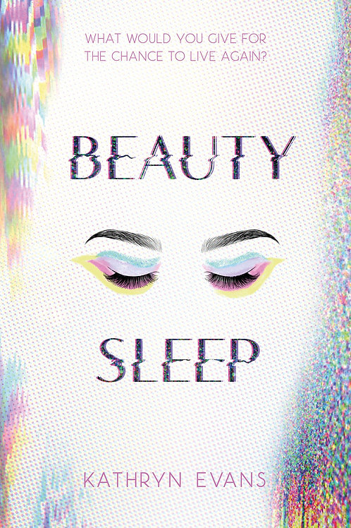 Beauty Sleep by Kathryn Evans inc.p&p