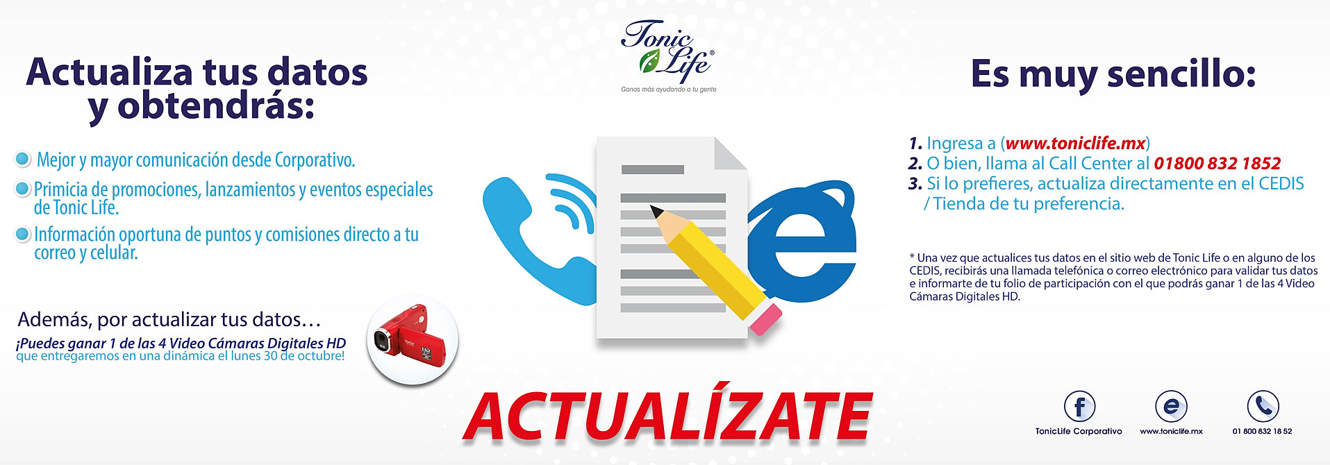 Toniclife for Registro oficina virtual