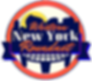 Western New York Roundnet spikeball logo