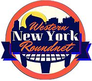 Western New York Roundnet spikeball logo