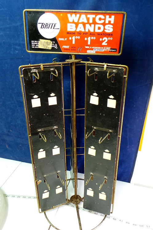 Watch Bands Metal Display Stand
