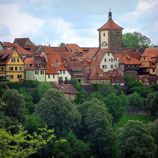 Rothenburg Ansicht