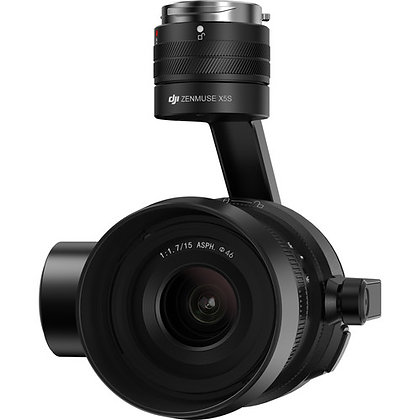 DJI Zenmuse X5S with MFT 15mm/1.7 ASPH Lens