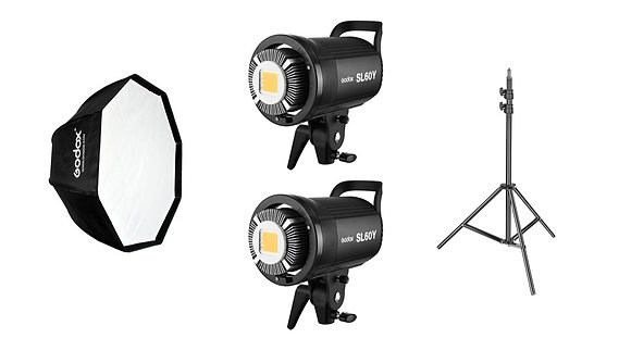 Godox SL60 Light Package