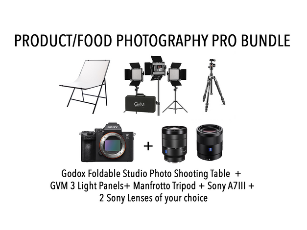 PRODUCT/FOOD PHOTOGRAPHY PRO B
