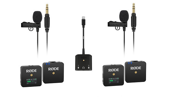 Wireless Phone Microphone Package