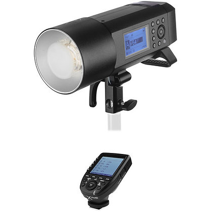Godox AD400Pro Witstro All-In-One Outdoor Flash with XPro Trigger