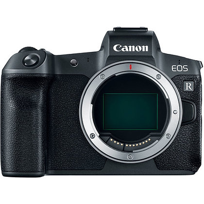 Canon EOS R Mirrorless Digital Camera With EF to RF Mount Adapter