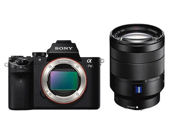 Sony A7II with Sony Vario-Tessar T* FE 24-70mm f/4 ZA OSS Lens SEL2470Z
