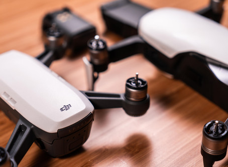 On the hunt for the perfect drone
