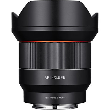 Samyang AF 14mm f/2.8 FE Lens for Sony E