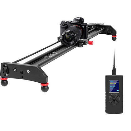 GVM GT-60D Professional Video Aluminum Alloy Motorized Camera Slider