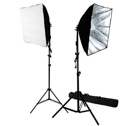 2 x Studio Lights Bundle Set
