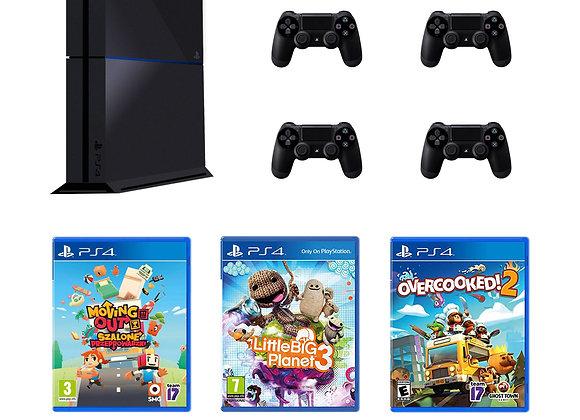 Family Bonding PS4 Package