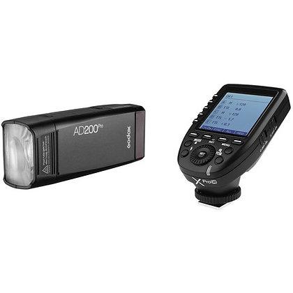 Godox AD200Pro Pocket Flash with XPro Trigger