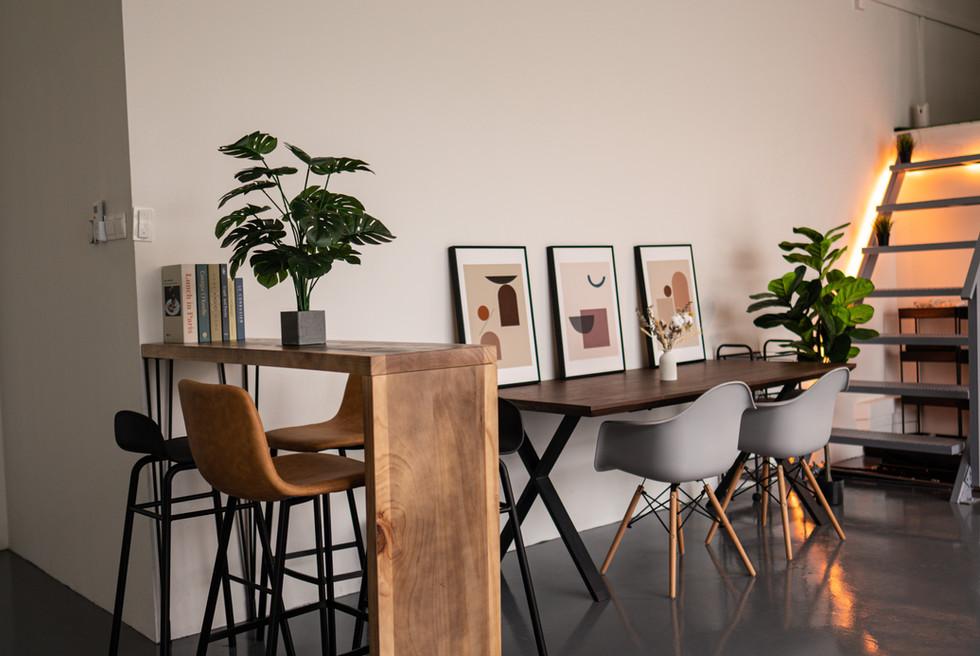 Studio Bar Table