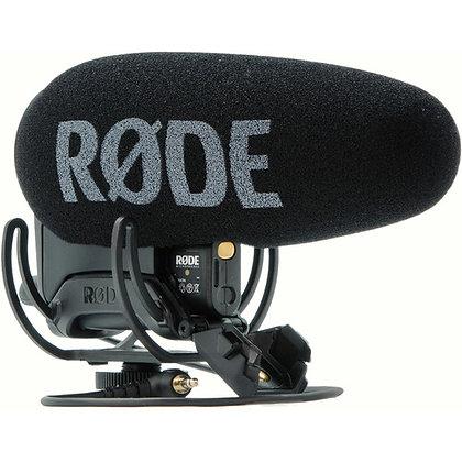 Rode VideoMic Pro+ Camera Mount Shotgun Microphone