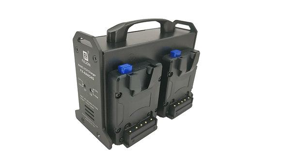 Fxlion Nano Charger FX-NANO4S For V-Mount Battery