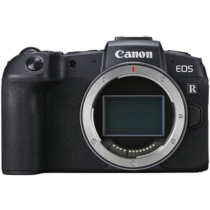 Canon EOS RP Mirrorless Digital Camera With EF to RF Mount Adapter