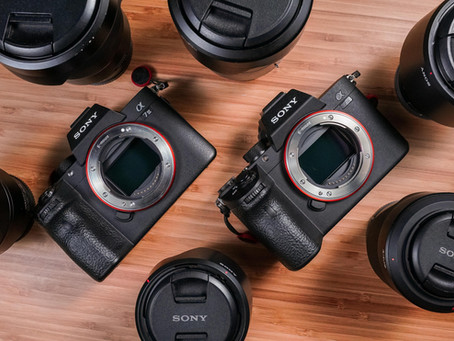 Understanding the difference in cameras