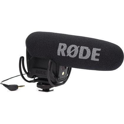 Rode VideoMic Pro Camera Mount Shotgun Microphone