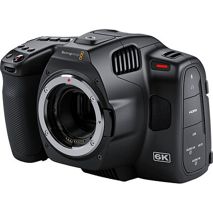 Blackmagic Design Pocket Cinema Camera 6K Pro (Canon EF) BMPCC 6K PRO