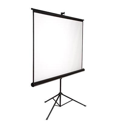 1.8M x 1.8M Projector Screen