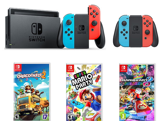 Friends & Family Nintendo Switch Package