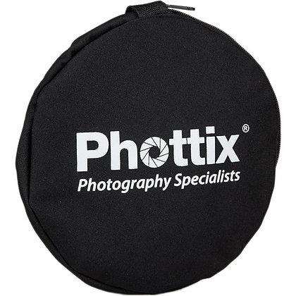 "Phottix 5-in-1 Premium Reflector with Handles (43"")"