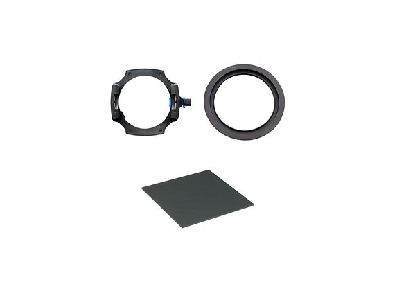 """LEE Filters 4x4"""" Circular Polarizer Glass Filter With LEE100 Filter Holder"""
