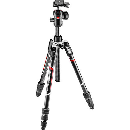 Manfrotto Befree Advanced Carbon Fiber Travel Tripod with 494 Ball Head