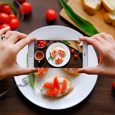 10 consigli per una foto di food perfetta