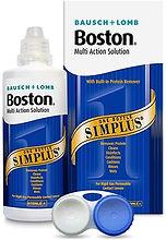 Boston Simplus Multi-action contact lens