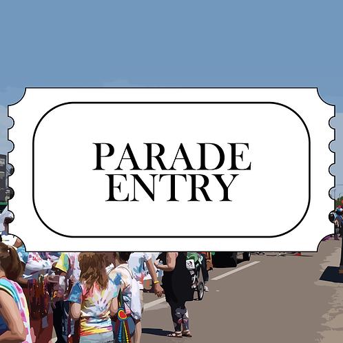Parade Entry