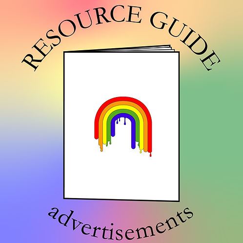 Resource Guide Advertisement