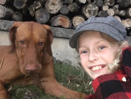 Hugo the Dog #Found