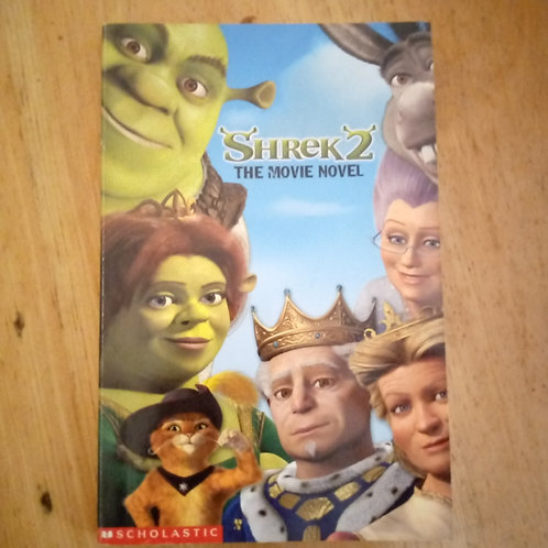 Shrek 2 the Moviee Novel